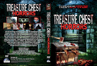 Cover Art for TREASURE CHEST OF HORRORS