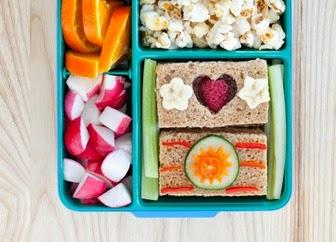 alimentos saudável para criança
