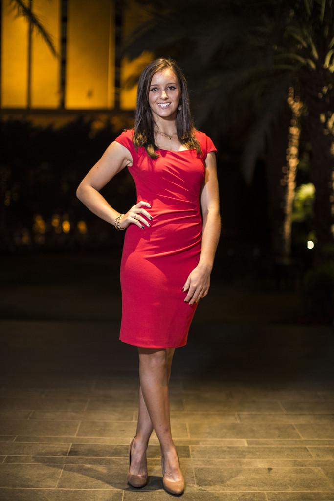 Michelle Larcher De Brito