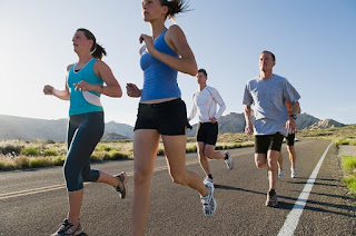 El ejercicio de tipo aeróbico