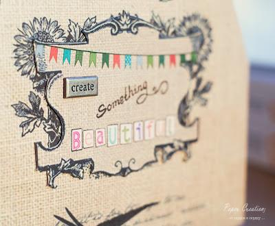 create something beautiful scrap