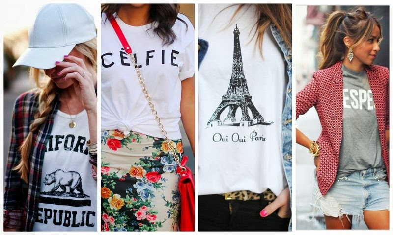 graphic tee style