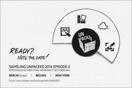 SAMSUNG UNPACKED EPISODE 2 2014