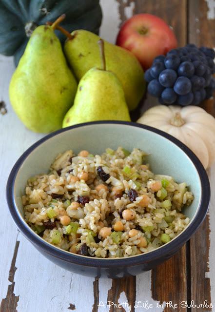 Wild Rice, Raisin & Apple Stuffing