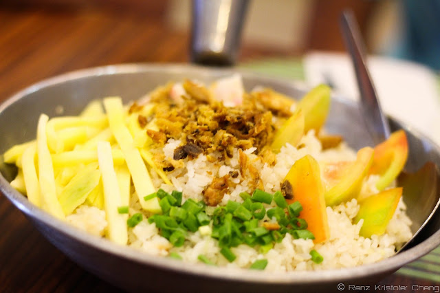 Signature Tinapa Fried Rice of 1st Colonial Grill