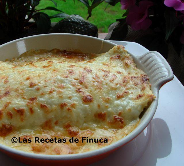 Salsa bechamel sin nata receto - Bechamel con nata para cocinar ...