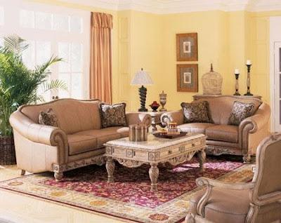 Cómo Decorar una Sala con Muebles Antiguos - Antique ...