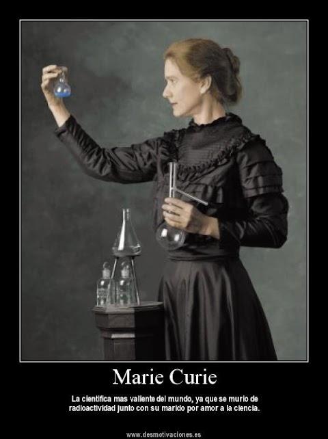 Detalles de Marie Curie