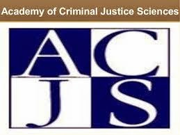 Academy of Criminal Justice Sciences logo