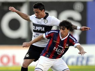 Cerro Porteño vs Olimpia