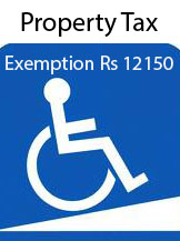 Property Tax Exemption for Disabled Persons - Image