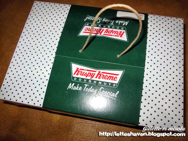 Krispy Kreme Premium Chocolate Creations