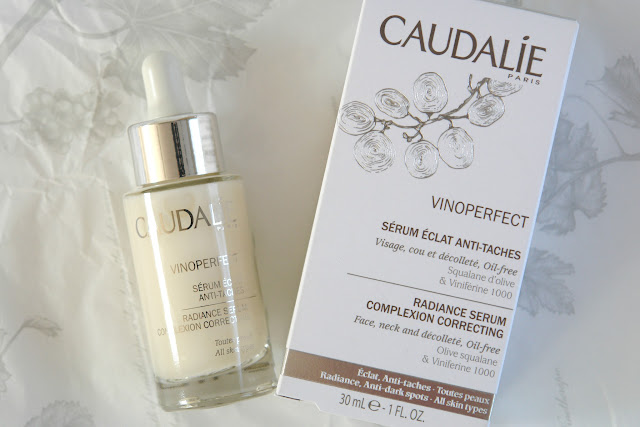 Caudalíe Vinoperfect Radiance Serum and Radiance Tinted Moisturizer Broad Spectrum, beauty, Caudalíe, foundation, review, skincare,