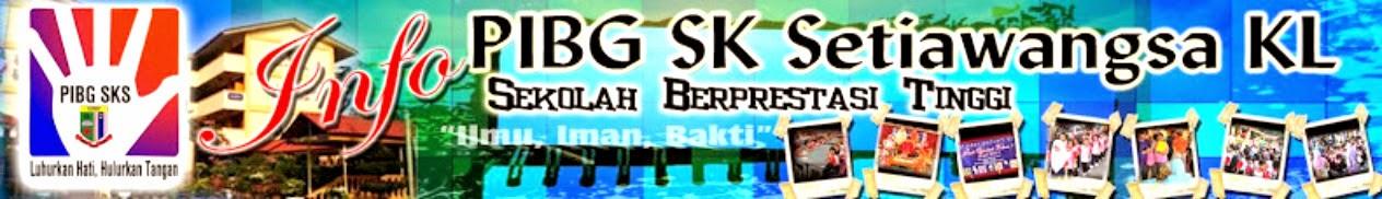 PIBG SK SETIAWANGSA SBT