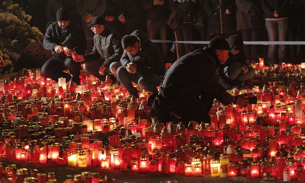 ROTTING CHRIST: Μήνυμα για την τραγωδία στην Ρουμανία
