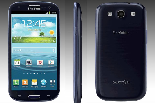 t-mobile samsung galaxy s3 iii contract plan