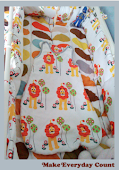 Colourful Baby bedding