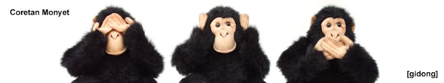 Coretan Si Monyet [gidong]