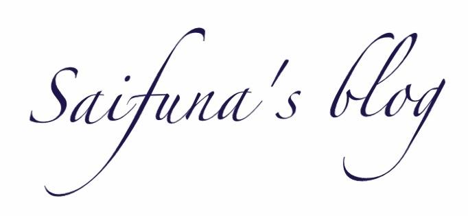 saifuna's blog