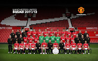 2011/2012 Squad