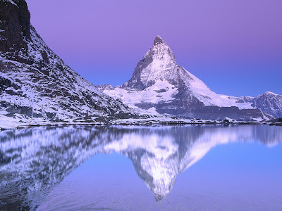 (Italy, Switzerland) – Matterhorn - Cervino