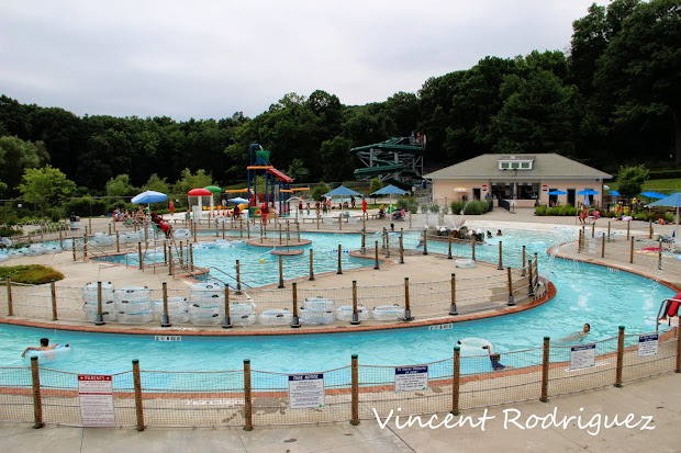 Tibbetts Brook Park Pool Yonkers NY