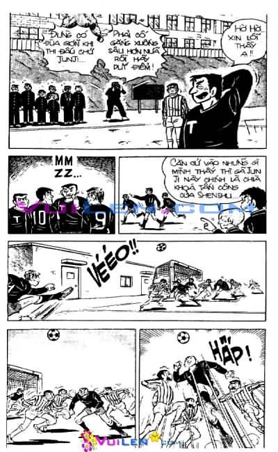 Jindodinho - Đường Dẫn Đến Khung Thành III  Tập 6 page 5 Congtruyen24h