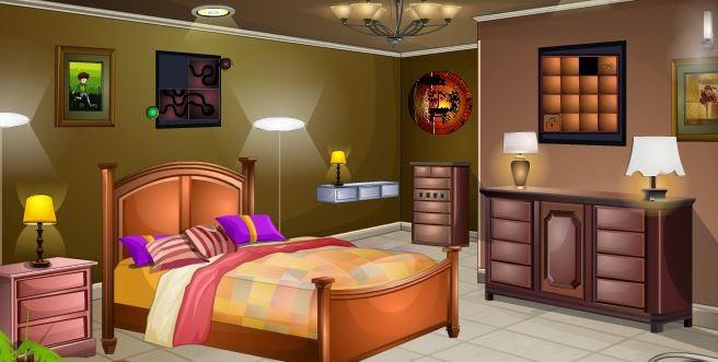 EnaGames House Escape Walkthrough