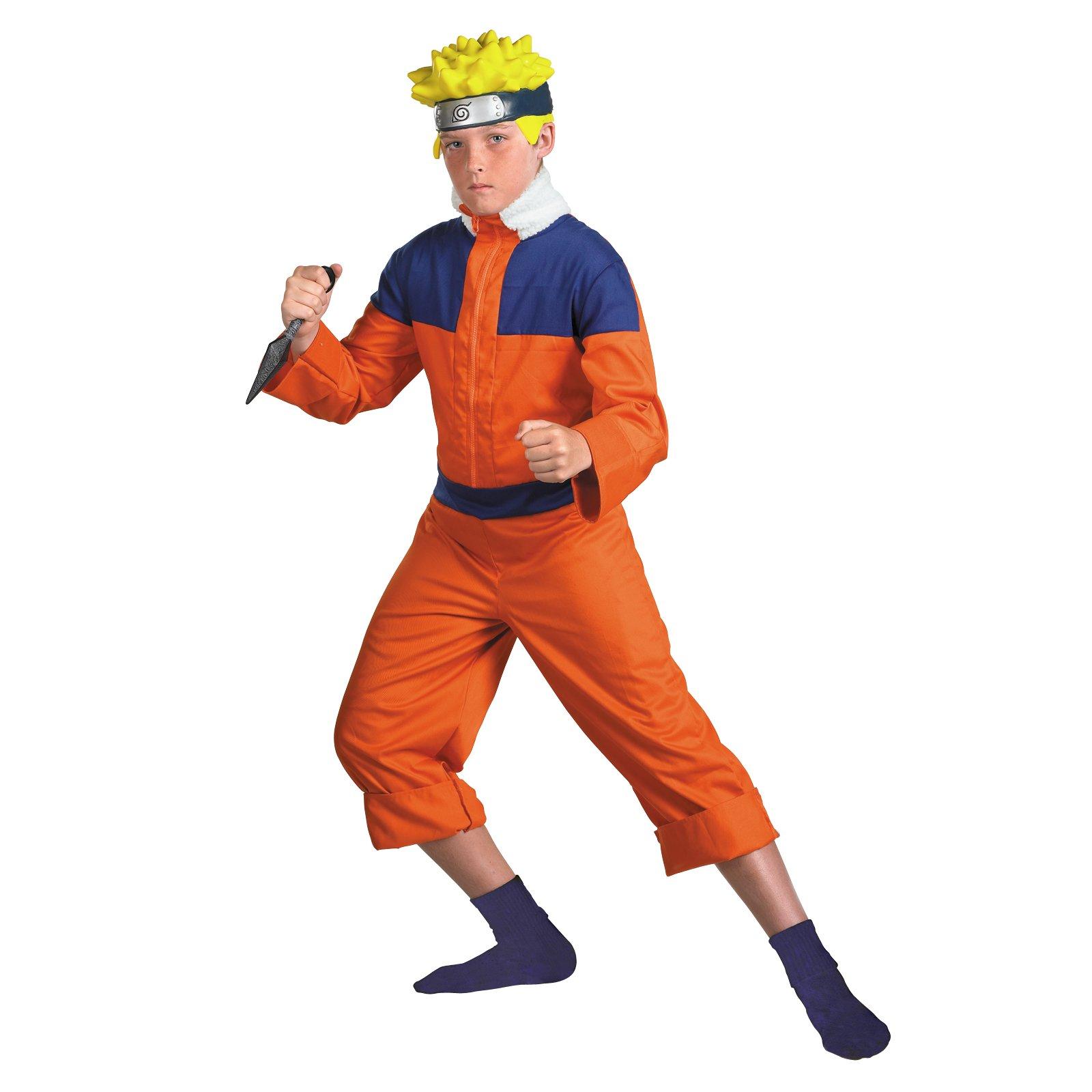 Naruto And Bleach Anime Wallpapers: Naruto cosplay costume