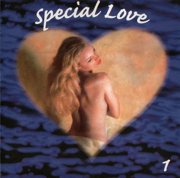 Special Love - Azul Vol. 1 (CD - 1999)
