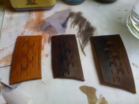 Encuadernacion al poder materiales para pintar y tintar - Tinte para pintura ...