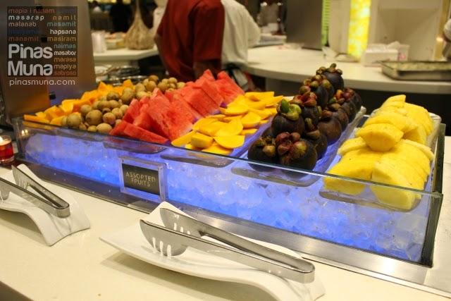 Vikings Davao Assorted Fruits