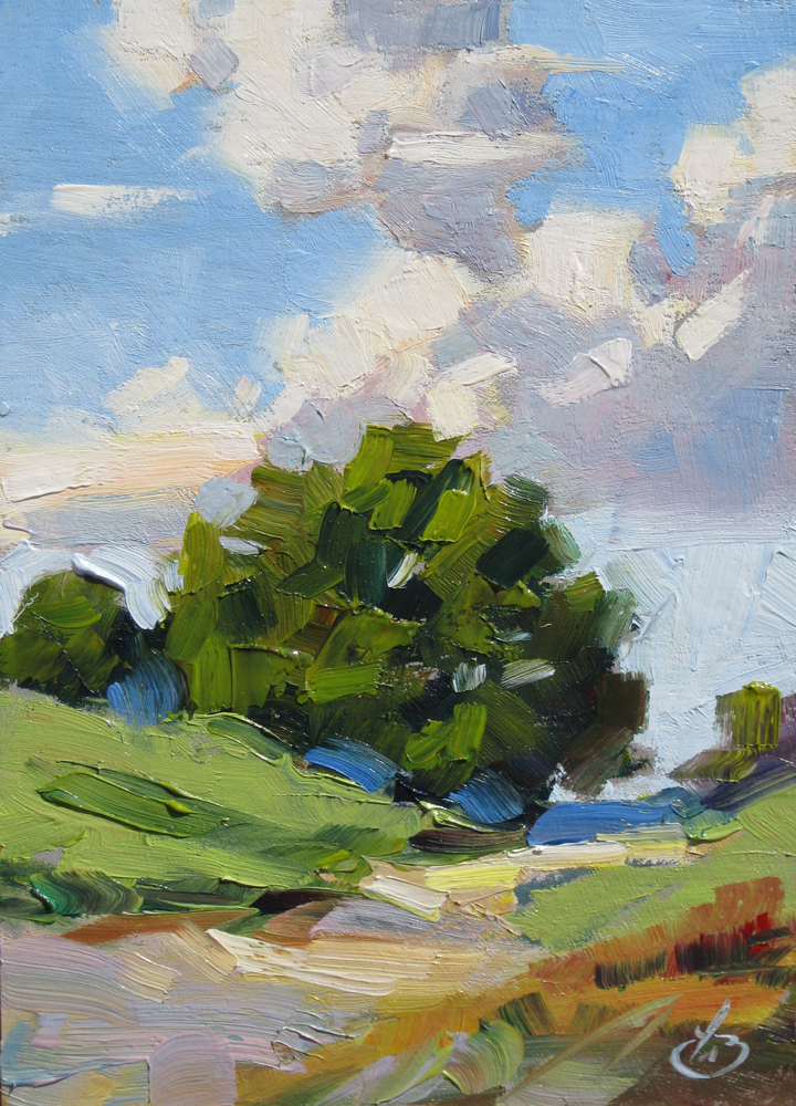 Tom brown fine art tom brown plein air workshop info for Artwork landscapes