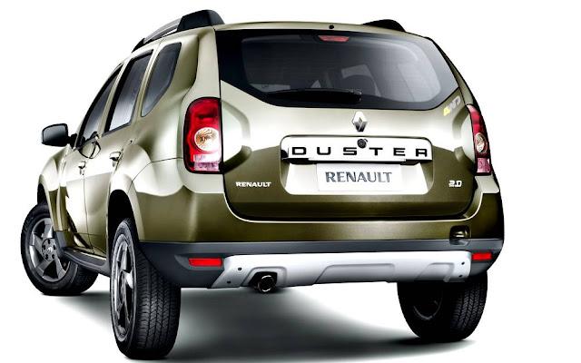 2016 Renault Duster Specs