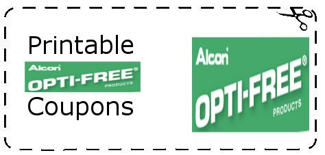 Opti-Free Coupons