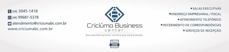 Criciúma Business Center - Seu escritório pronto, na hora que você precisar.