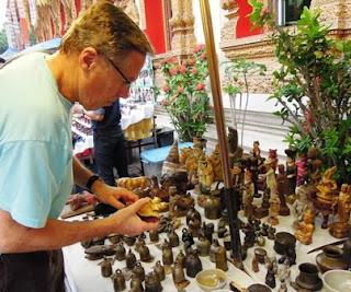 Chiang Mai, market, bazaars, Marla Gentry