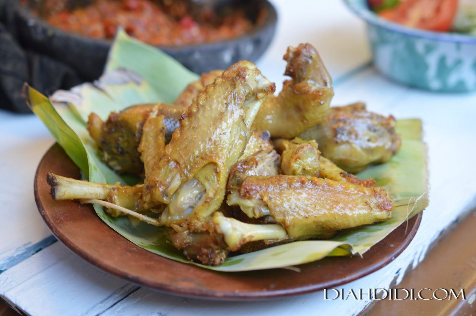 Resep kue dating goreng ayam