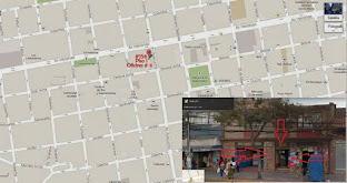 ENTREGAS  :  Av. ayacucho 156 piso 1 of. 6 entre heroinas y gral acha.
