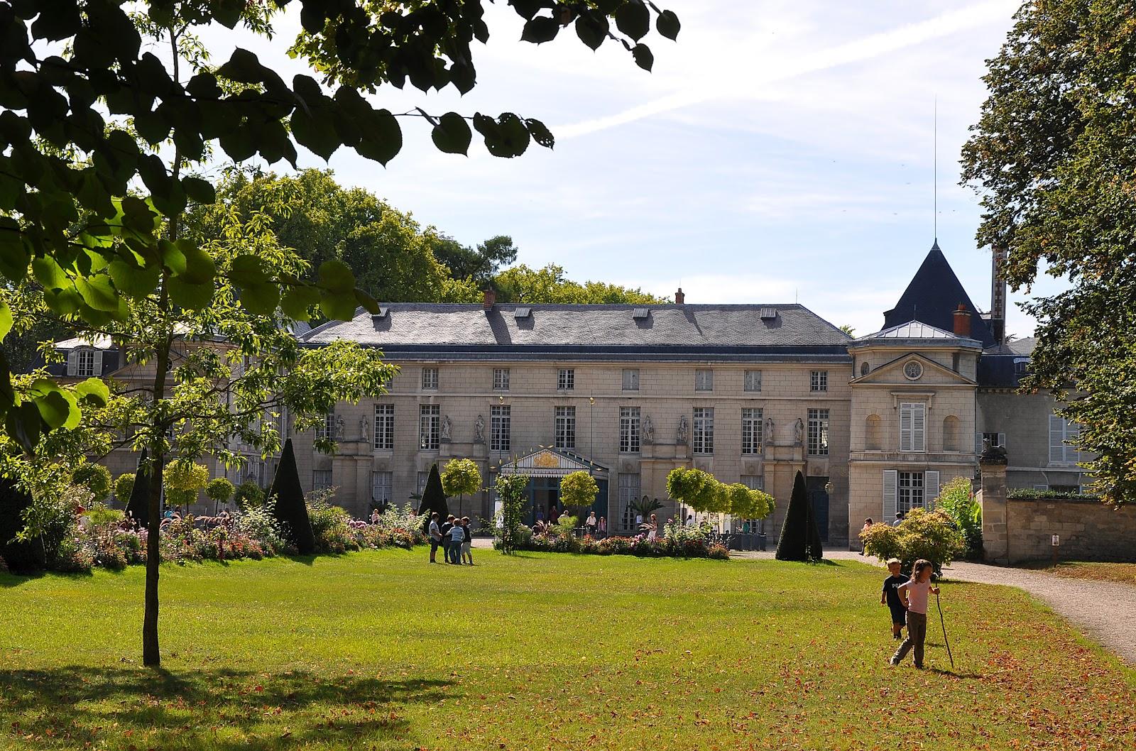 Les ch teaux royaux seigneuriaux et les villes royales historique en ile - Chateau de beauharnais ...