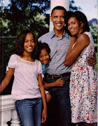Obama also spoke out for victims of Hurricane Katrina; .
