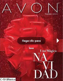 catalogo avon C-19 mexico 2012