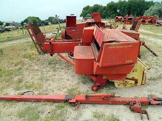 New Holland 320 parts
