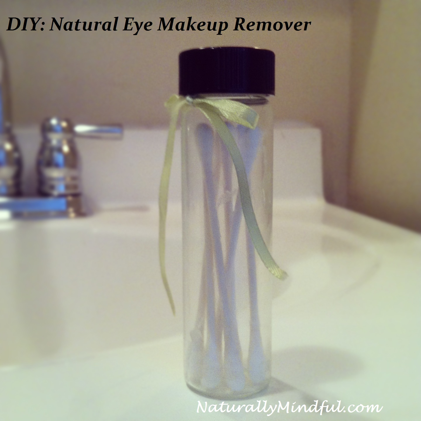 at remover makeup Remover natural  Natural Makeup Naturally Mindful Eye  home  DIY:
