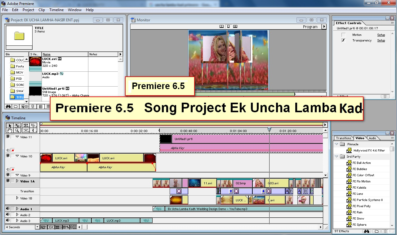 Anand Raj Anand - Uncha Lamba Kad Lyrics | Musixmatch