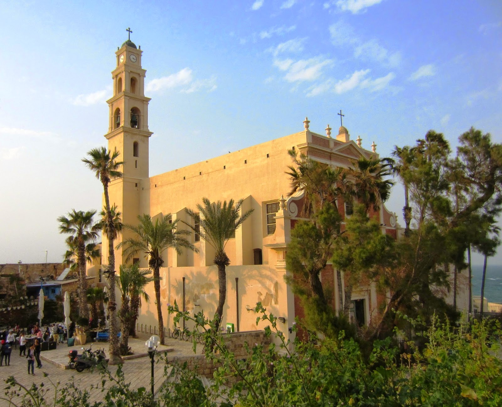 Church of St. Peter, Jaffa, Israel