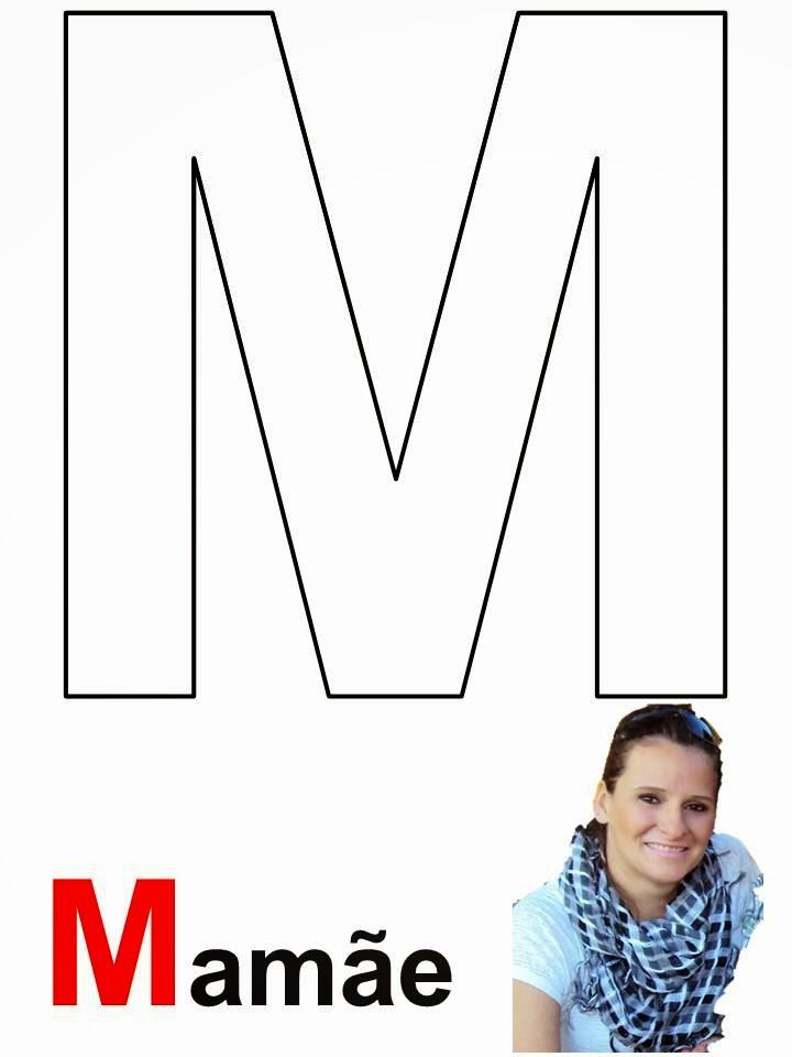 alfabeto Mamãe