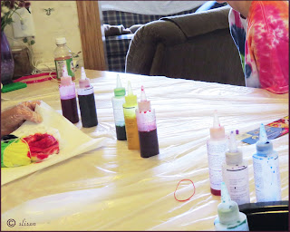 Slisen S Happy Place Tie Dyed T Shirts