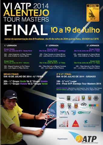 VI ATP 2014 Alentejo Tour Masters