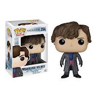 Funko Pop! Sherlock Holmes